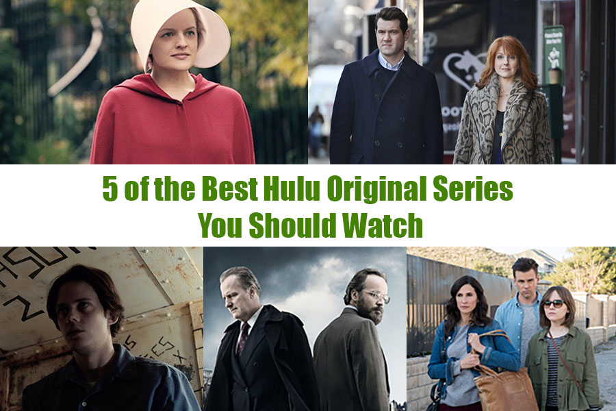 5 of the Best Hulu Original Series You Should Watch